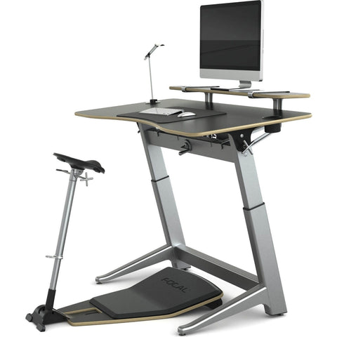 Focal Upright Locus Bundle Pro - Complete Standing Workstation - Standing Desk Supply