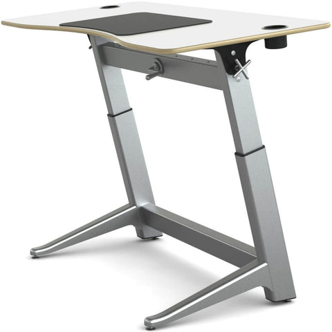 Focal Upright Locus Adjustable Desk Standup Workstation - Standing Desk Supply