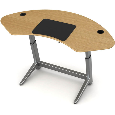 Focal Upright Sphere Desk - Height Adjustable Stand Up Desk - Standing Desk Supply