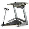 Image of Focal Upright Locus Desk Bundle - Complete Standing Workstation - Standing Desk Supply