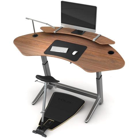 Focal Upright Sphere Bundle Pro - Complete Standing Workstation - Standing Desk Supply