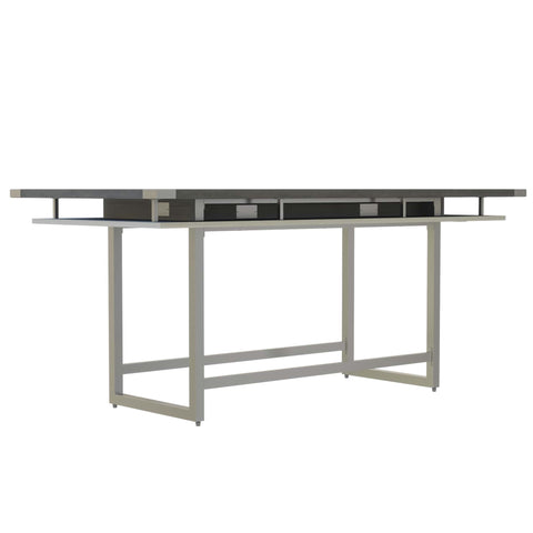 Mirella™ Conference Table, Standing-Height, 8'