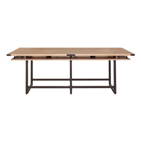 Mirella™ Conference Table, Standing-Height, 12'