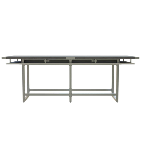 Mirella™ Conference Table, Standing-Height, 10'