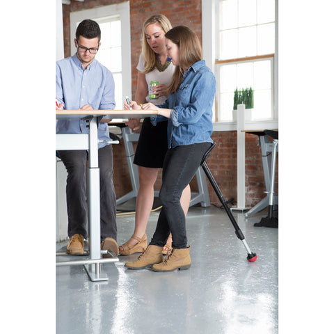 Focal Upright Mogo Seat FKS-1000 Standing Desk Stool - Standing Desk Supply