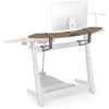 Image of Focal Upright Sphere Shelf SSB-1000 - Standing Desk Supply