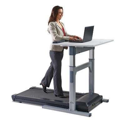 Lifespan Fitness Treadmill Desk TR5000 DT-7 - Standing Desk Supply