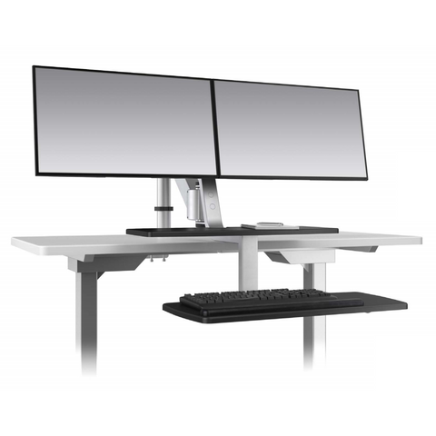 ESI Erognomic Solutions CLIMB2 Adjustable Stand Up Desk Converter