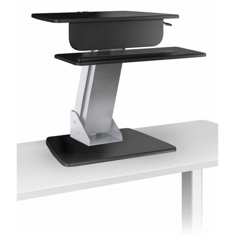 ESI Ergonomic Solutions Ergorise LIFT WB Adjustable Stand Up Desk Converter - Standing Desk Supply