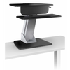 Image of ESI Ergonomic Solutions Ergorise LIFT WB Adjustable Stand Up Desk Converter - Standing Desk Supply