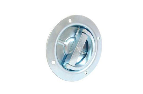 D-Ring, Recessed; 360 Rotation