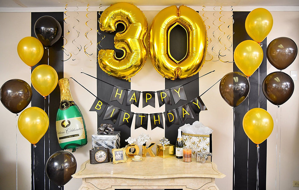 30th birthday party 30th Birthday Party Pack – Sterling James LLC 30th birthday party