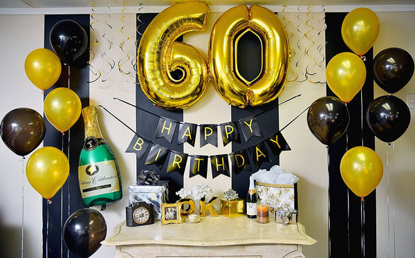 60th Birthday Party Pack