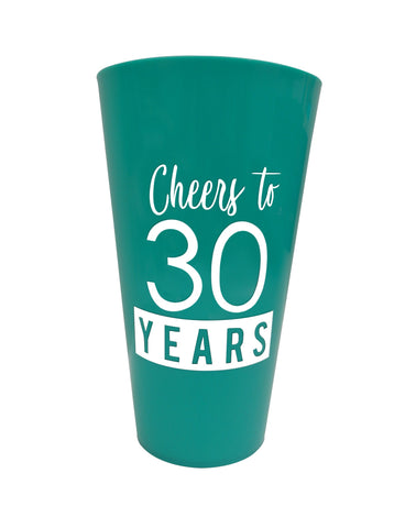 Dirty Thirty™ Plastic Party Cup