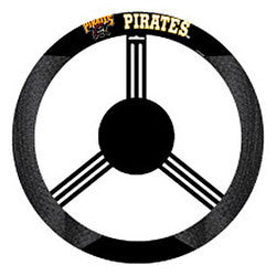 Pittsburgh Pirates Steering Wheel Cover - Mesh