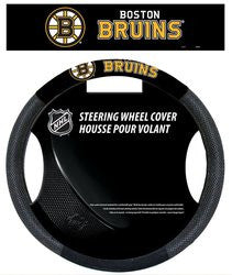 Boston Bruins Mesh Steering Wheel Cover