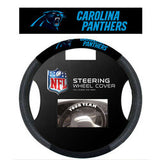 Carolina Panthers Mesh Steering Wheel Cover - Fanz of Sportz