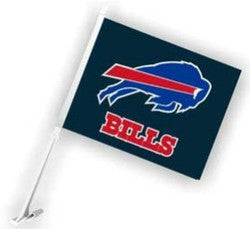 Buffalo Bills Car Flag - Fanz of Sportz