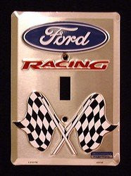 Ford Racing Single Light Switch Cover