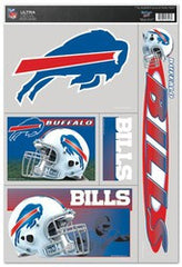 "Buffalo Bills 11""x17"" Ultra Decal Sheet - Fanz of Sportz"