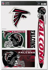 "Atlanta Falcons 11""x17"" Ultra Decal Sheet - Fanz of Sportz"