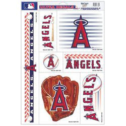 "Los Angeles Angels of Anaheim 11""x17"" Ultra Decal Sheet"