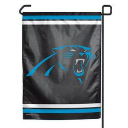 "Carolina Panthers 11""x15"" Garden Flag"