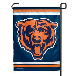 "Chicago Bears 11""x15"" Garden Flag - Fanz of Sportz"
