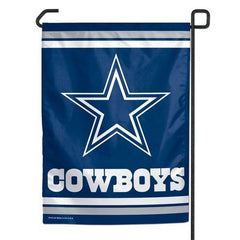 "Dallas Cowboys 11""x15"" Garden Flag - Fanz of Sportz"