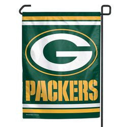 "Green Bay Packers 11""x15"" Garden Flag"