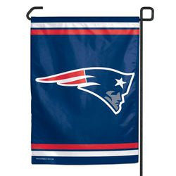 "New England Patriots 11""x15"" Garden Flag"