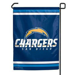 "San Diego Chargers 11""x15"" Garden Flag"