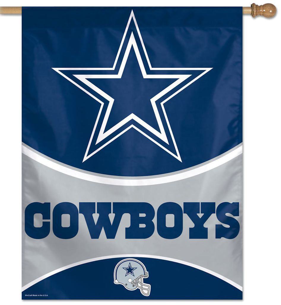 "Dallas Cowboys 27""x37"" Banner - Fanz of Sportz"