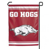 "Arkansas Razorbacks 11""x15"" Garden Flag - Fanz of Sportz"