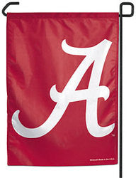 "Alabama Crimson Tide 11""x15"" Garden Flag"