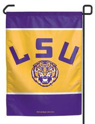 "LSU Tigers 11""x15"" Garden Flag"