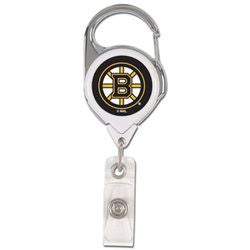 Boston Bruins Retractable Premium Badge Holder