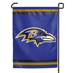 Baltimore Ravens 11x15 Garden Flag - Bird Logo Only - Fanz of Sportz