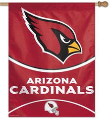 "Arizona Cardinals 27""x37"" Banner - Fanz of Sportz"