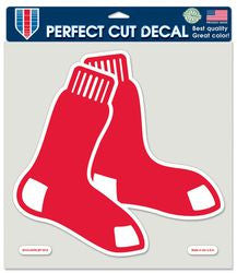 "Boston Red Sox Die-Cut Decal - 8""x8"" Color"