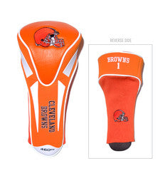 Cleveland Browns Single Apex Jumbo Golf Headcover - Fanz of Sportz