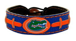 Florida Gators Bracelet - Team Color Football