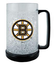 Boston Bruins Crystal Freezer Mug
