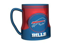 Buffalo Bills Coffee Mug - 18oz Game Time - Fanz of Sportz