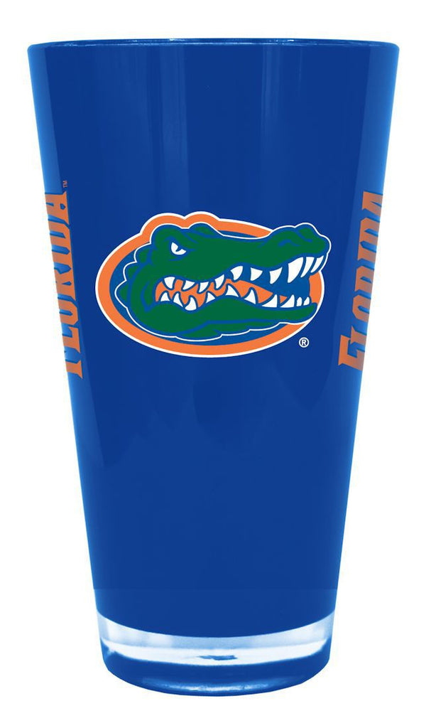 Florida Gators 20 oz Insulated Plastic Pint Glass