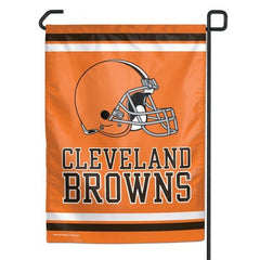 "Cleveland Browns 11""x15"" Garden Flag - Fanz of Sportz"