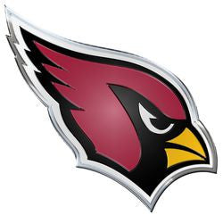 Arizona Cardinals Die Cut Color Auto Emblem - Fanz of Sportz