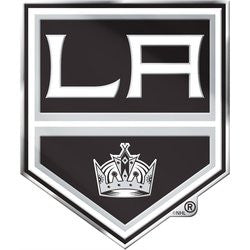 Los Angeles Kings Color Auto Emblem - Die Cut