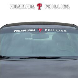 Philadelphia Phillies 35x4 Windshield Decal