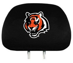 Cincinnati Bengals Headrest Covers - Fanz of Sportz